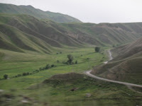 Taijk Border to Osh30